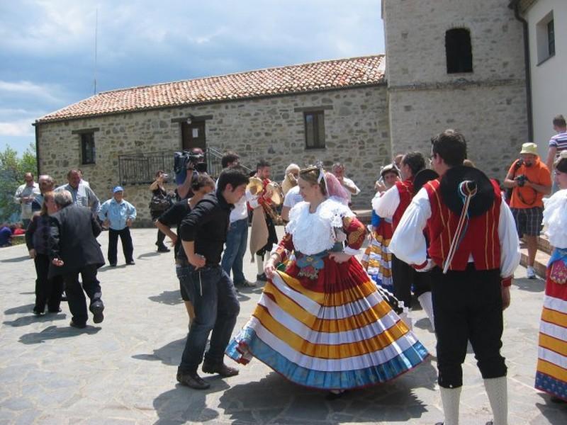 Festa in costume tipico - San Costantino Albanese, Basilicata