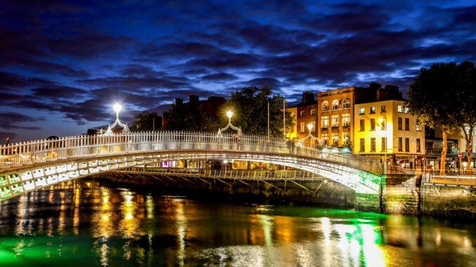 Dublino cosa vedere: Happeny Bridge, Dublino ©Foto Tara Morgan