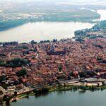 Panorama di Mantova