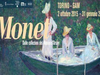 "Mostra ""Monet. Dalle collezioni del Musée d'Orsay"""