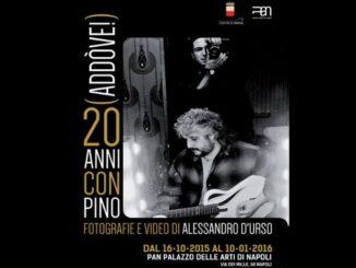 Mostra su Pino Daniele a Napoli