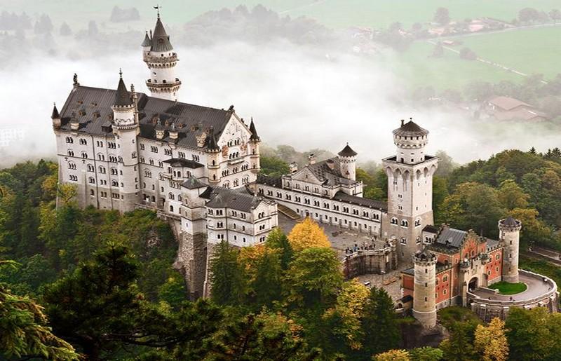Castello di Neuschwanstein - ph Viaggi di Boscolo