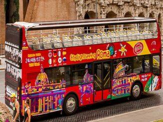 City Sightseeing Roma - ph via sito ufficiale