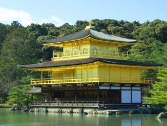 Golden Pavilion, Kyoto - ph Fg2