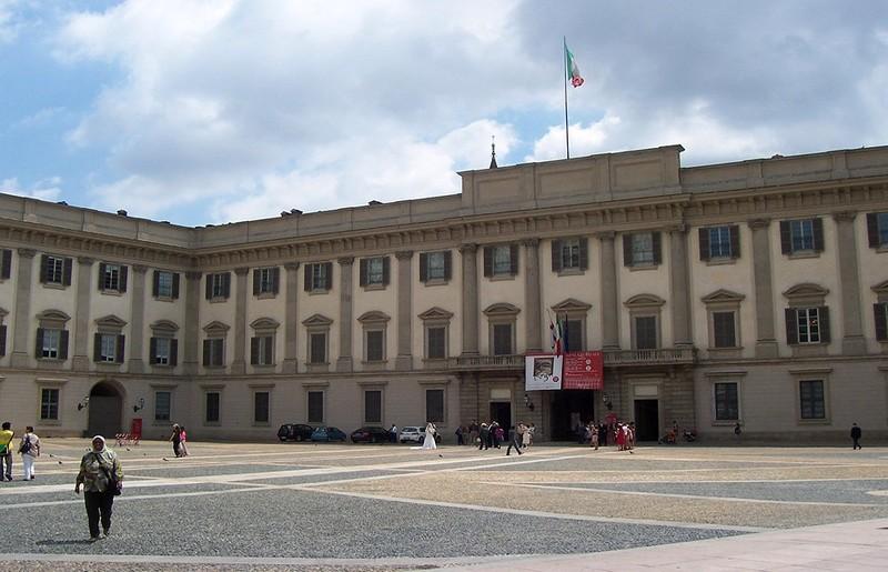 Palazzo Reale, Milano - ph Geobia - licenza Creative Commons Attribuzione-Condividi allo stesso modo 3.0 Unported