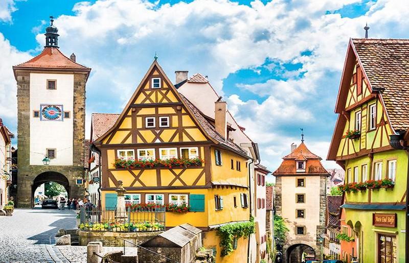 Norimberga e Via Romantica - ph Boscolo
