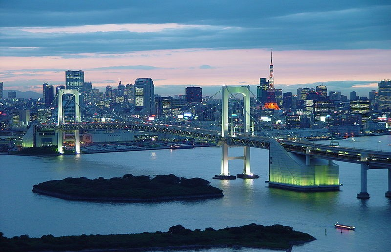 Tokyo - ph Cors via Wikipedia - licenza Creative Commons Attribution-Share Alike 3.0 Unported