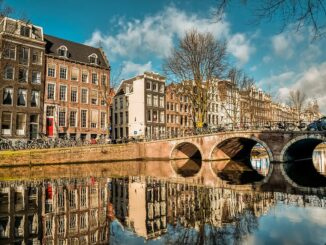 Amsterdam - ph Lies Thru a Lens via Wikipedia