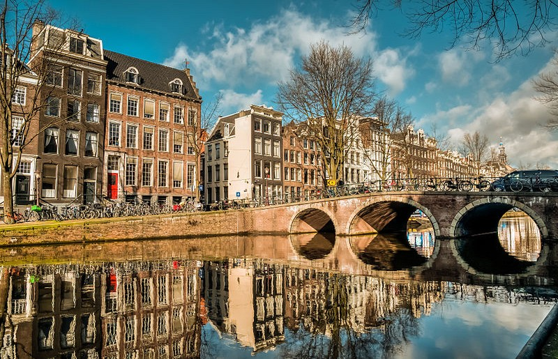 Amsterdam - ph Lies Thru a Lens via Wikipedia