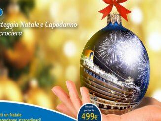 Offerte crociere Natale 2015 con Costa Crociere
