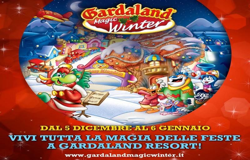 Gardaland Magic Winter 2015
