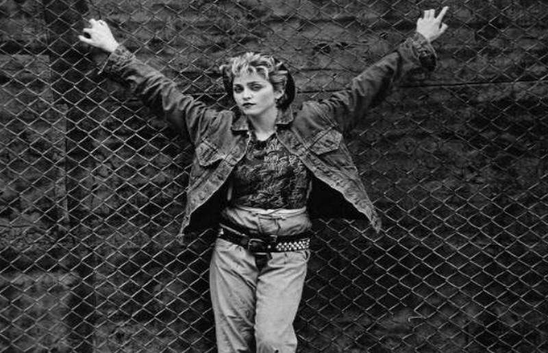 Madonna © Peter Cunningham, All Rights Reserved (via ONO Arte Contemporanea, Bologna)