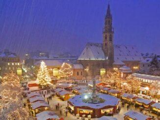 Il mercatino di Natale di Bolzano