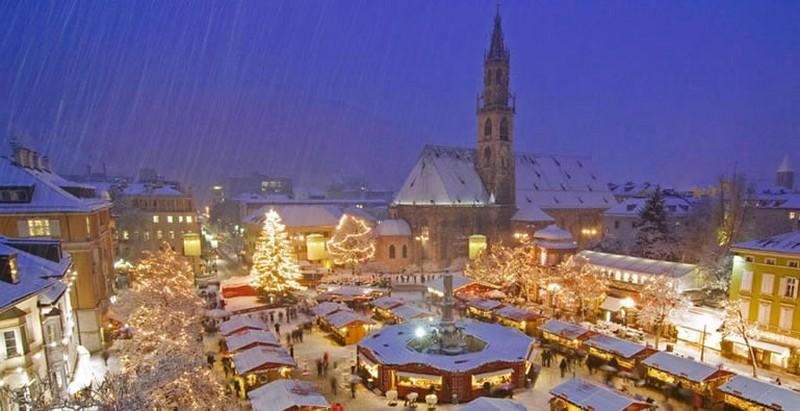 Mercatini Di Natale A Bolzano Foto.Mercatini Di Natale A Bolzano Mercatini Di Natale 2019