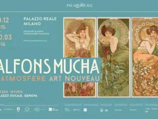 "Mostra ""Alfons Mucha e le atmosfere art nouveau"""