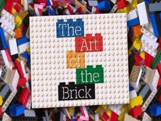 "Mostra ""The Art of The Brick"" - ph via pagina FB ufficiale The Art of the Brick Italia"