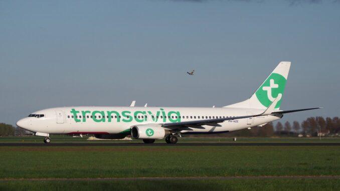 Un aereo della Transavia - ph Alf van Beem via WikipediaUn aereo della Transavia - ph Alf van Beem via Wikipedia