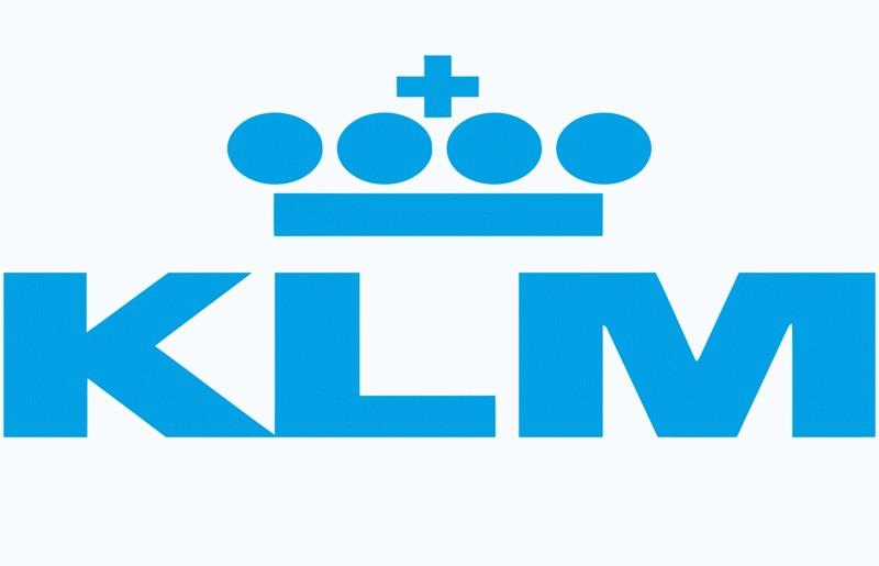 KLM, il logo