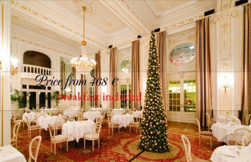 Il salone delle feste del Kempinski Palace