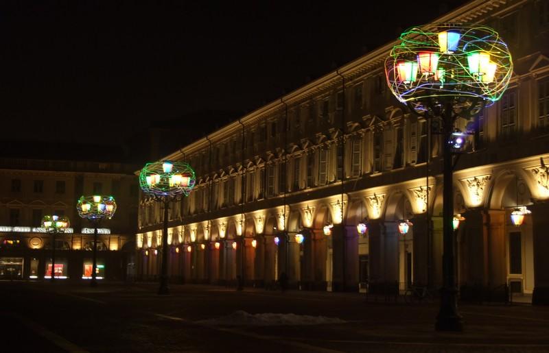 Piazza San Carlo, Torino - ph Vanbasten 23 via Wikipedia
