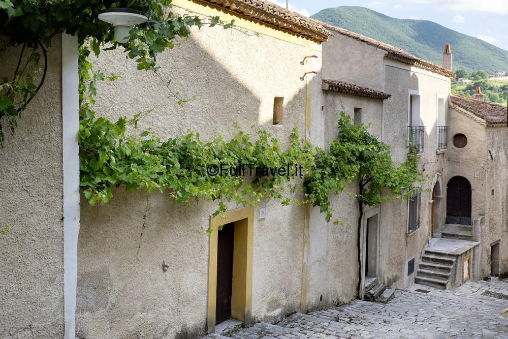Particolari del borgo di Brienza, Basilicata - ©Foto Massimo Vicinanza/FullPress Agency