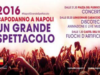 Capodanno 2016 a Napoli