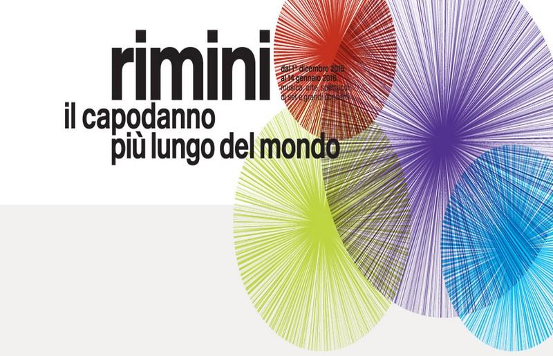 Capodanno 2016 a Rimini, logo