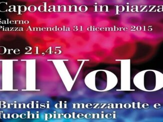 Il Volo in concerto al Capodanno 2016 a Salerno