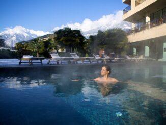 Trattamenti benessere presso l'Hotel Terme Merano