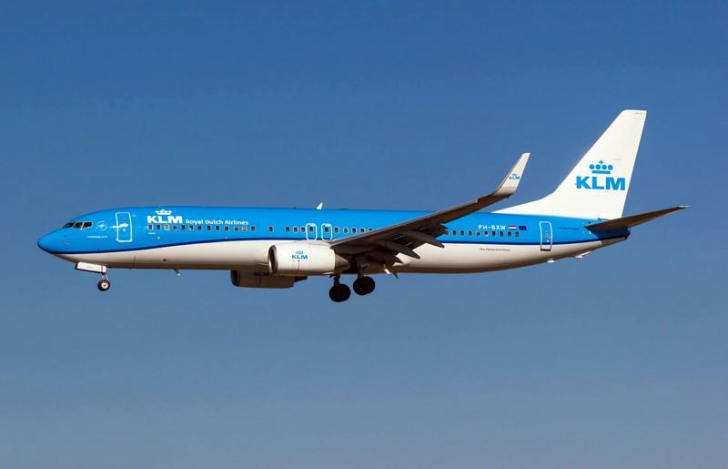 Un aereo KLM - ph Bene Riobó, licenza Creative Commons Attribution-Share Alike 4.0 International