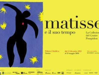 """Mostra """"Matisse e il suo tempo"""" a Torino"""