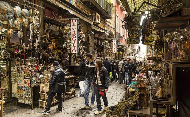 San Gregorio Armeno, Napoli