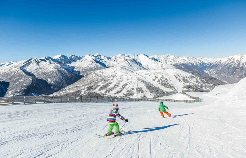 Sciare in Carinzia (copyright karnten werbung franz gerdl katschberg ski 3)