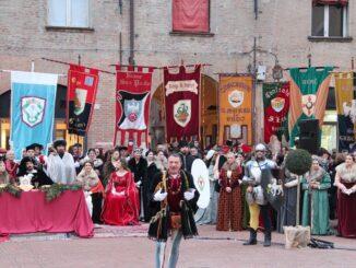 Carnevale Rinascimentale a Ferrara, ph Chiara Vassalli