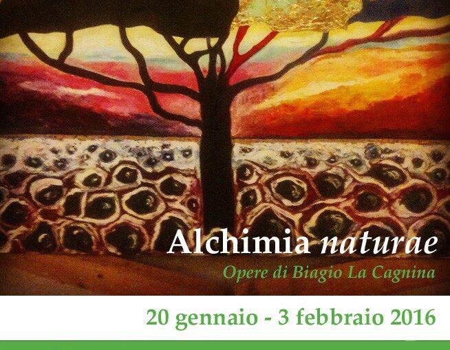 Alchimia Naturae, Mostra a Roma