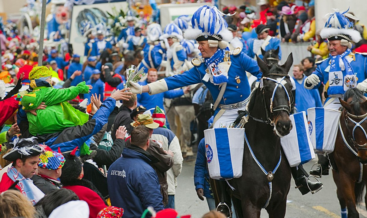 Carnevale di Colonia, Germania ©Foto Franke, Oliver