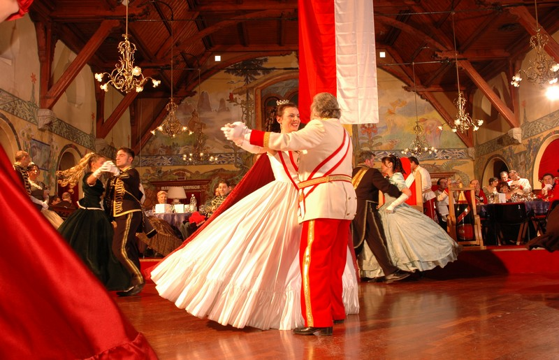 Gran Ballo Imperiale - Carnevale Asburgico di Madonna di Campiglio