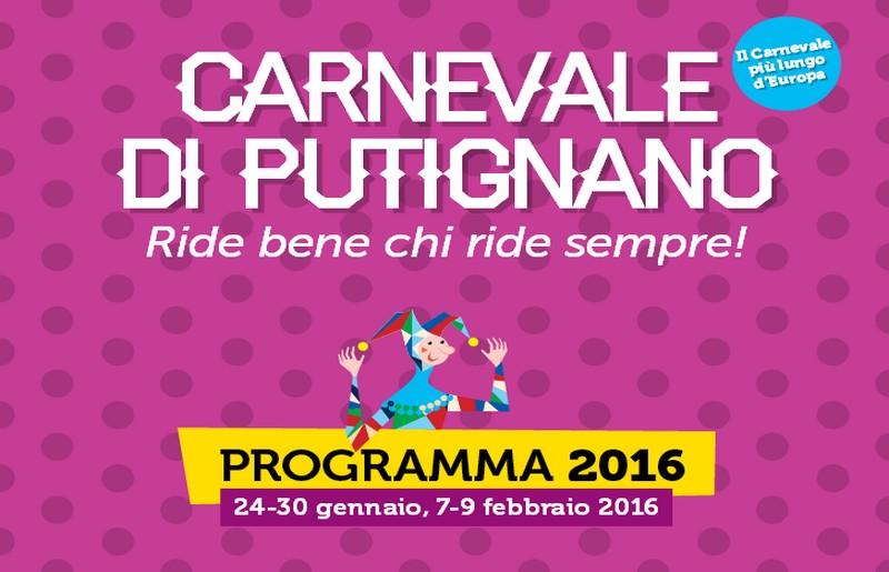 Carnevale di Putignano 2016