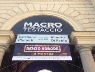 "Mostra su Renzo Arbore al MACRO - ph pagina ufficiale Facebook ""Renzo Arbore - La mostra"""