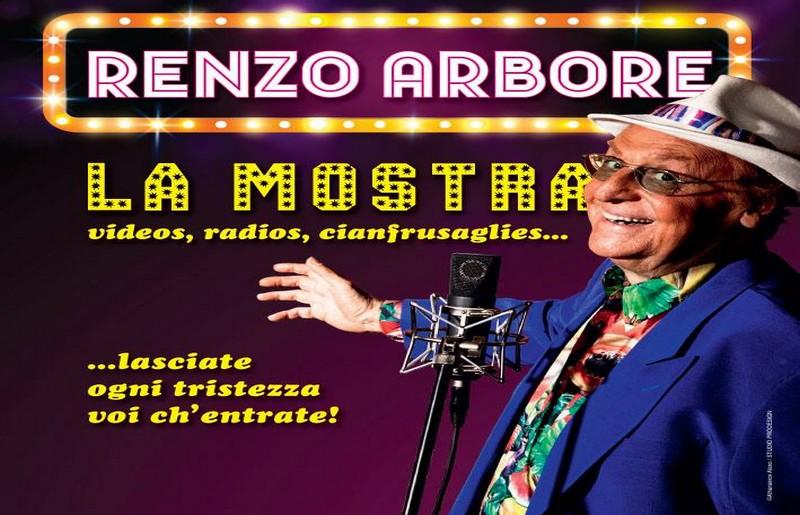 Mostra su Renzo Arbore a Roma