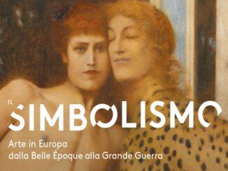 """Mostra """"Il Simbolismo. Dalla Belle Epoque alla Grande Guerra"""" a Milano"""
