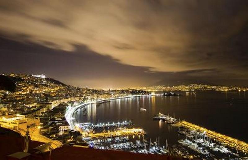 Napoli di notte - ph Viaggi di Boscolo