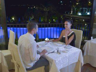 Cena di San Valentino al Park Hotel Imperial di Limone sul Garda