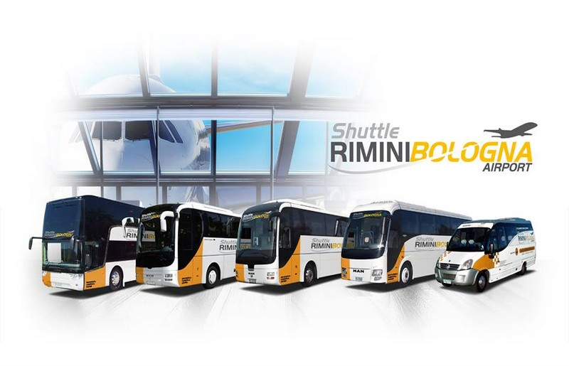 Shuttle Rimini - Aeroporto di Bologna