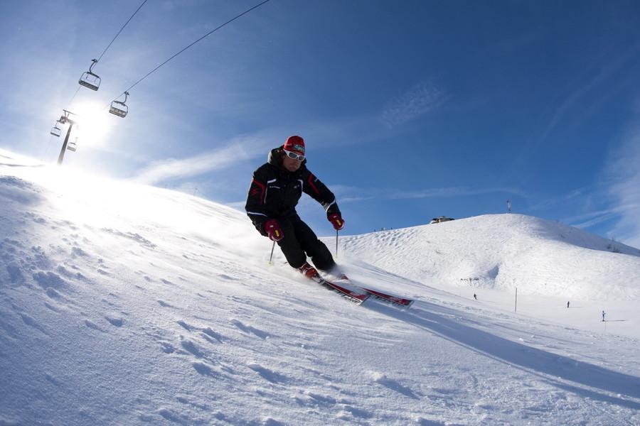Vacanze sulla neve, dove sciare