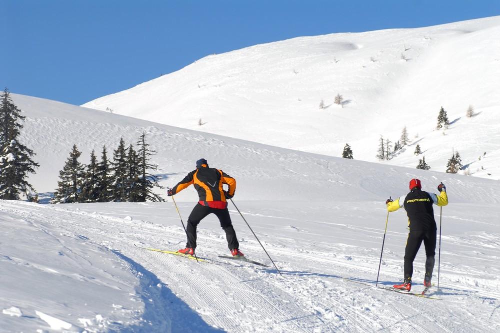 Villach, pista da sci di fondo
