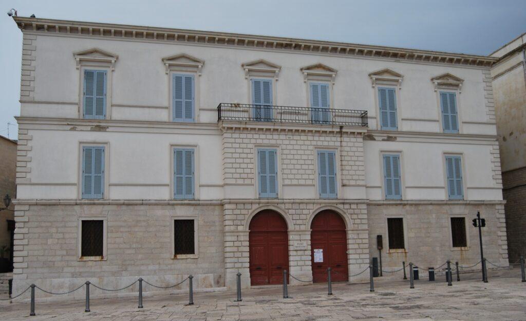 Museo Diocesano di Trani, Palazzo Lodispoto