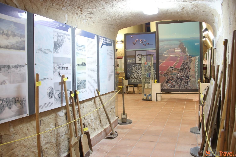 Museo storico della Salina di Margherita di Savoia ©Foto Anna Bruno/FullTravel.it