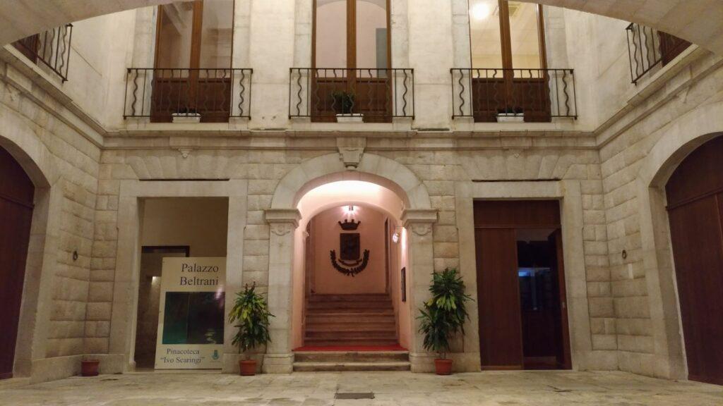Palazzo Beltrami, Trani