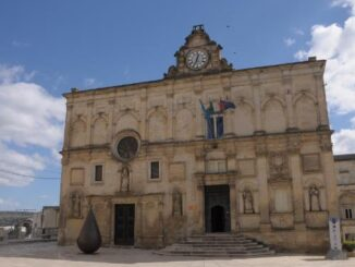 Palazzo Lanfranchi sede del Museo nazionale d'arte medievale e moderna della Basilicata, Matera